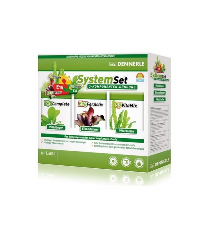 Dennerle Perfect Plant System Set S