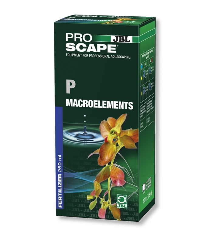 JBL ProScape P Macroelements
