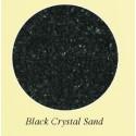 Ocean Free Black Crystal Sand