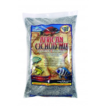 CaribSea African Cichlid Mix Rift Lake Authentic
