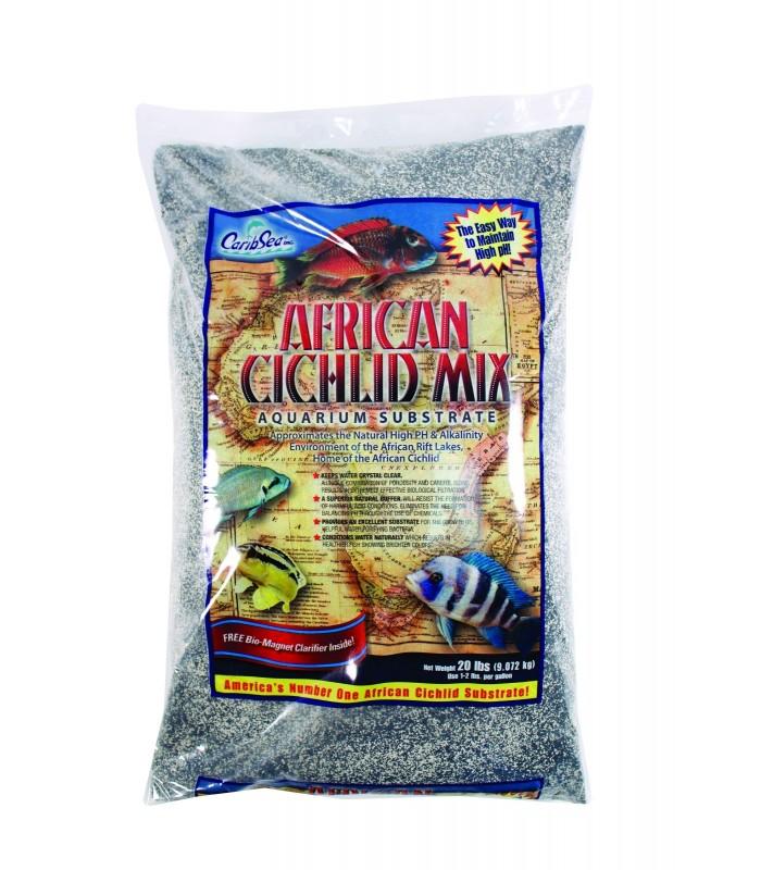 CaribSea African Cichlid Mix Sahara Sand