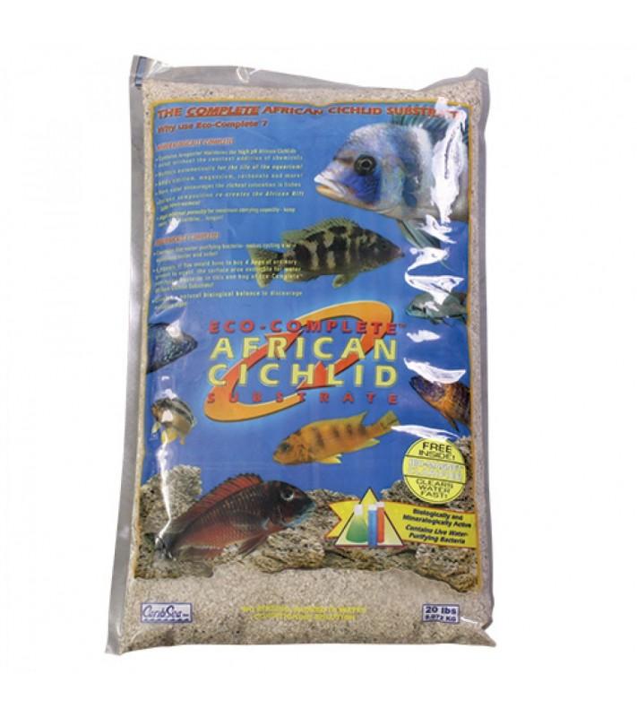 CaribSea Eco-Complete Live Cichlid Sand
