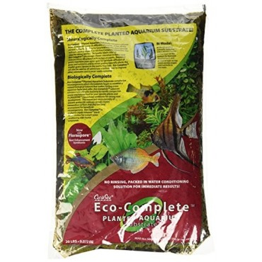 CaribSea Eco-Complete Live Planted Black
