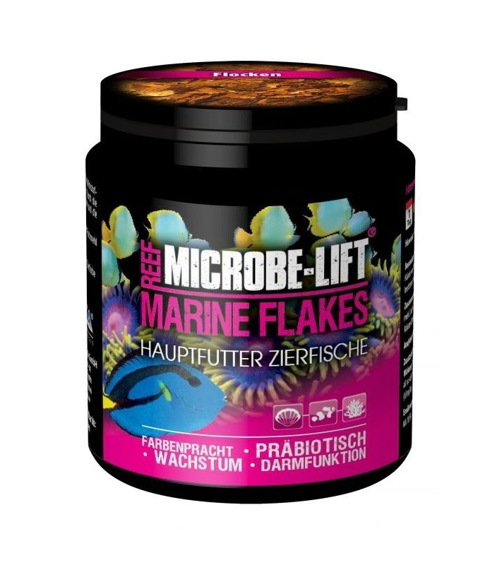 Microbe-Lift Marine Flakes Food