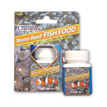 Ocean Nutrition Nano Reef Fish Food