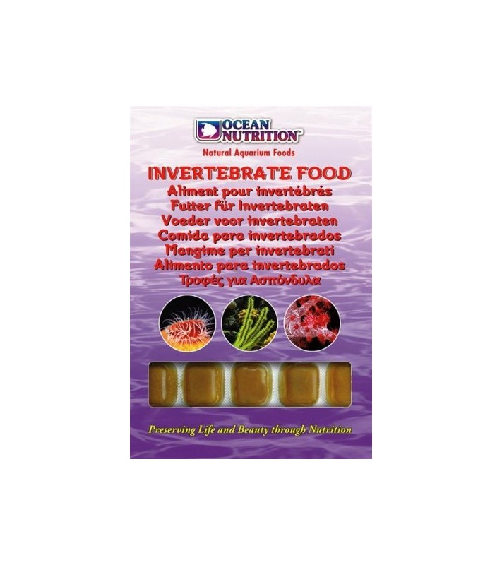 Ocean Nutrition Invertebrate Food