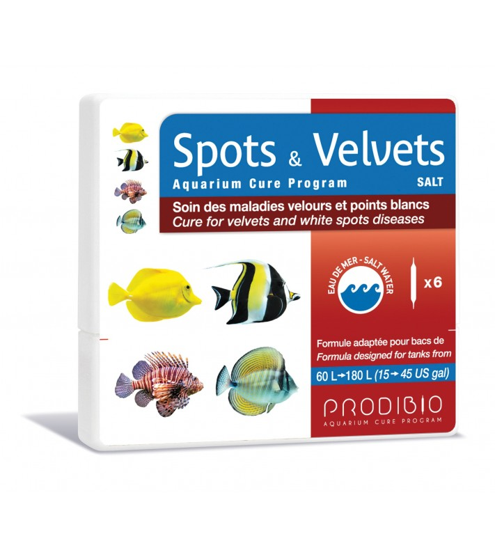 Prodibio Spots&Velvets Salt