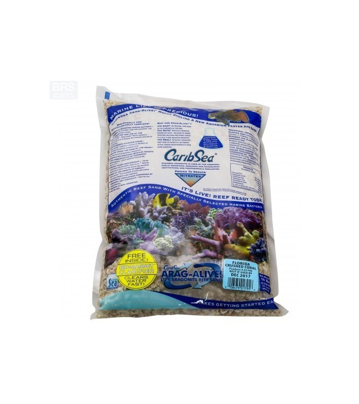 CaribSea Arag-Alive Florida Crushed Coral FCC