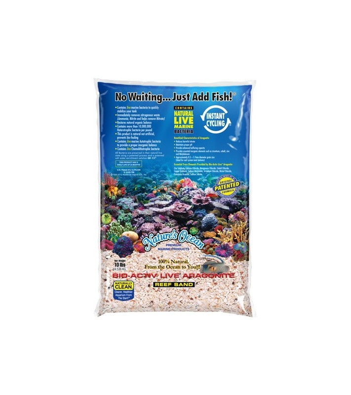 Nature's ocean BioActiv Live Substrate