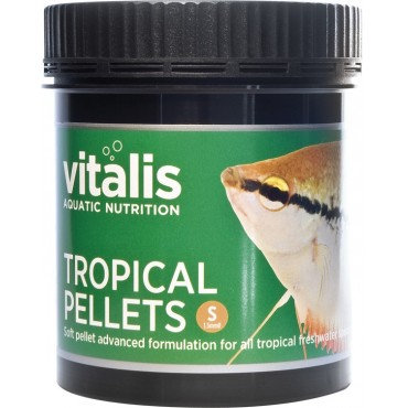 Vitalis Tropical Pellets S