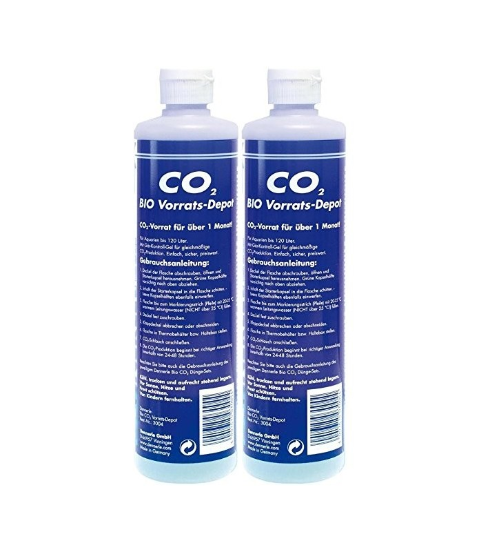 Dennerle Bio-Line CO2 advantage pack