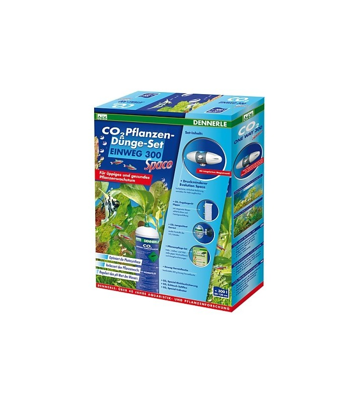Dennerle CO2 fertilizer kit 300 Space