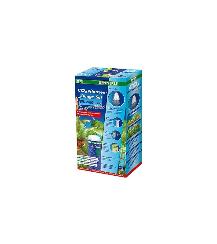 Dennerle CO2 fertilizer kit 160 PRIMUS