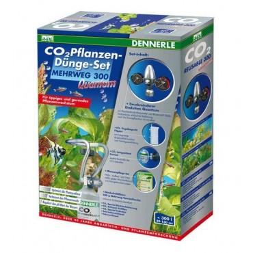 Dennerle CO2 Reusable fertilizer kit 300 Quantum