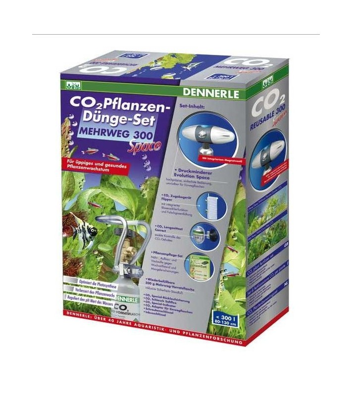 Dennerle CO2 Reusable fertilizer set 300 Space