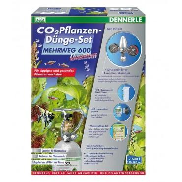 Dennerle CO2 Reusable fertilizer kit 600 Quantum