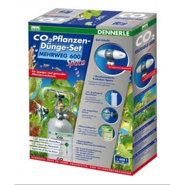 Dennerle CO2 Reusable fertilizer set 600 Space