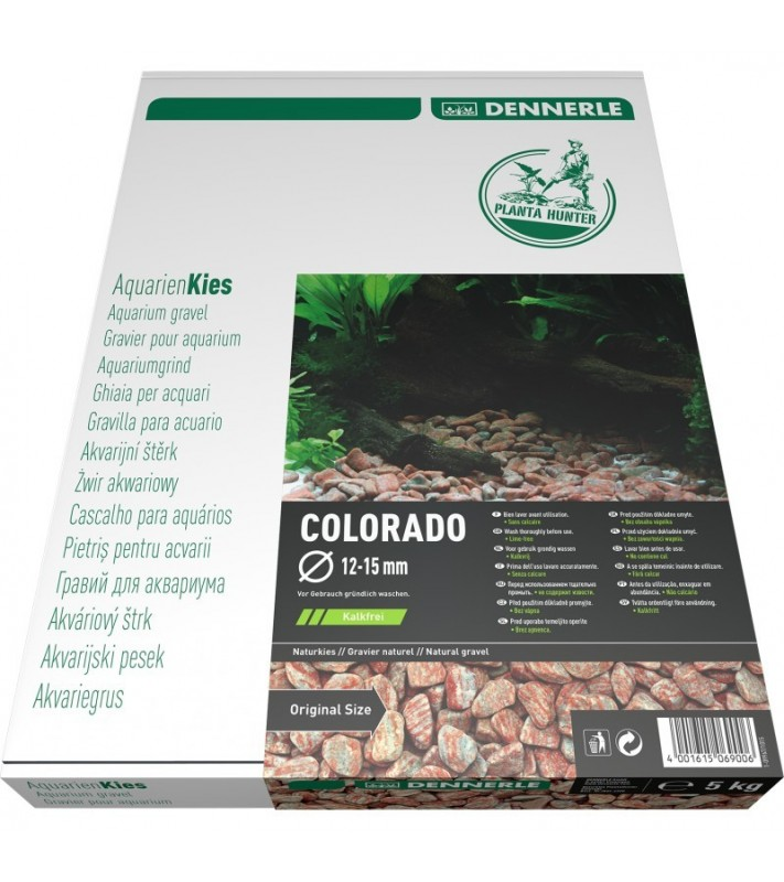 Dennerle Natural Gravel Plantahunter Colorado