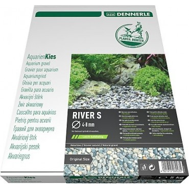 Dennerle Natural Gravel Plantahunter River S