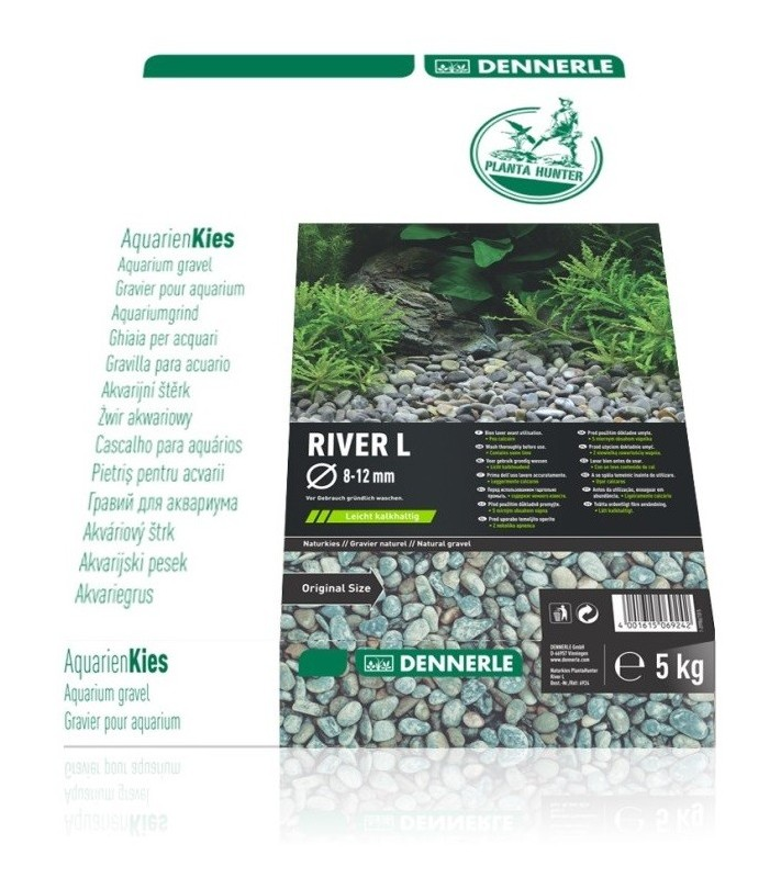 Dennerle Natural Gravel Plantahunter River L