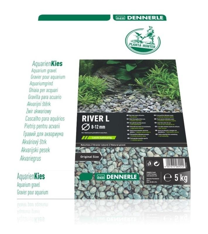 Dennerle Natural Gravel Plantahunter River L