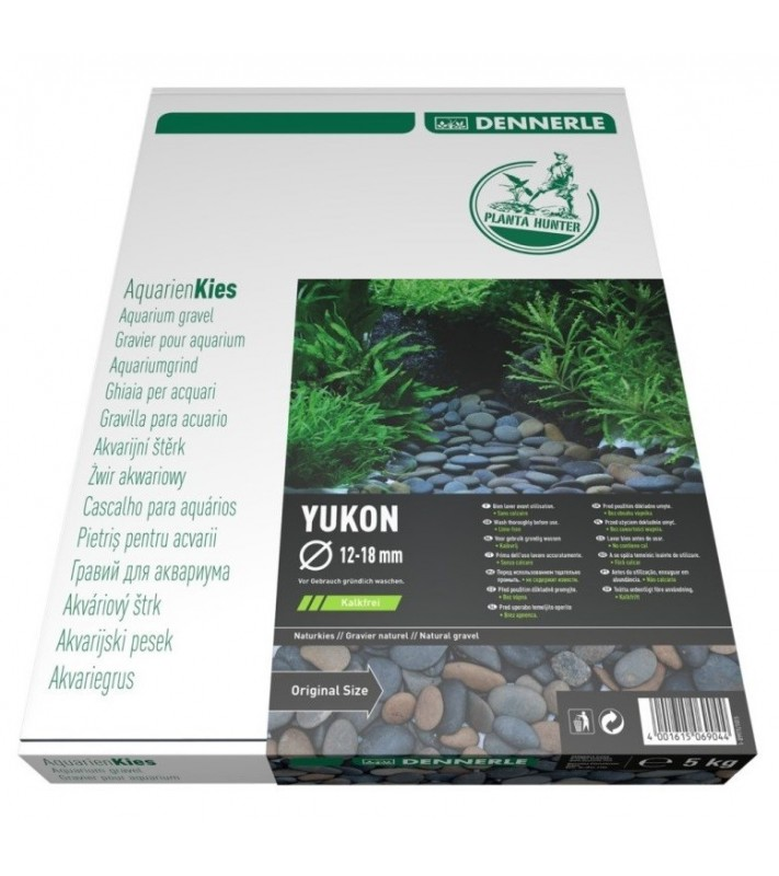 Dennerle Natural Gravel Plantahunter Yukon