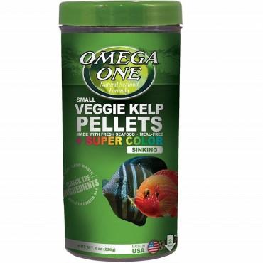 Omega One Veggie Kelp Pellets