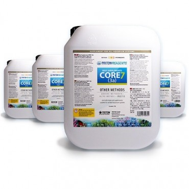 Triton CORE7 Reef Supplements Powder Other Liquid