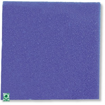 JBL Blue filter foam coarse pore