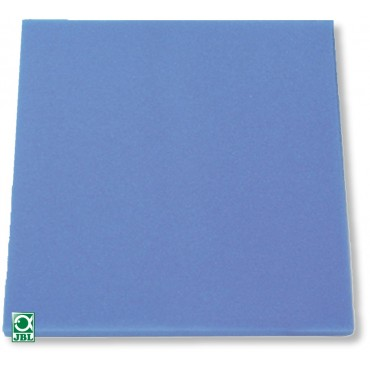 JBL Blue filter foam fine pore
