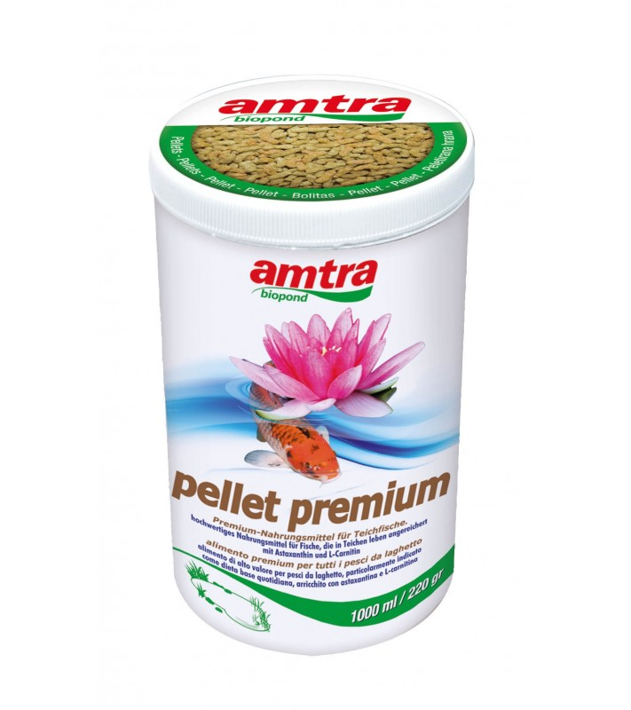 Amtra Biopond Pellets