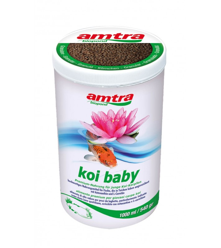 Amtra Biopond Koi Baby