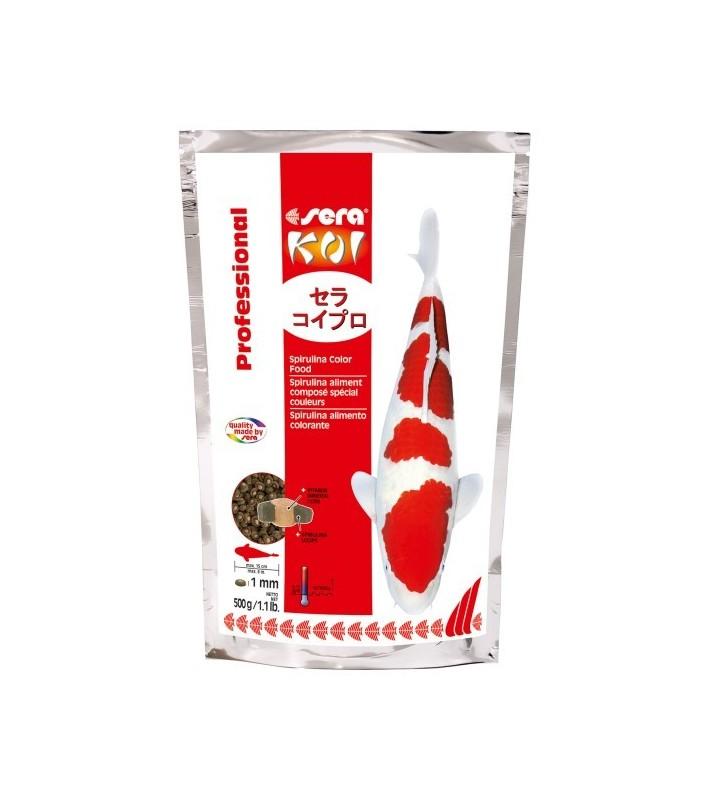 Sera KOI Professional Spirulina Color