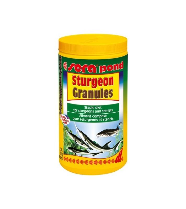 Sera Pond Sturgeon Granules