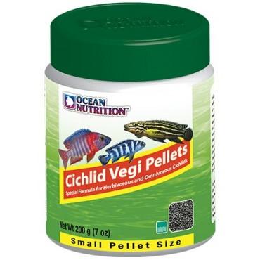 Ocean Nutrition Cichlid Vegi Pellets S