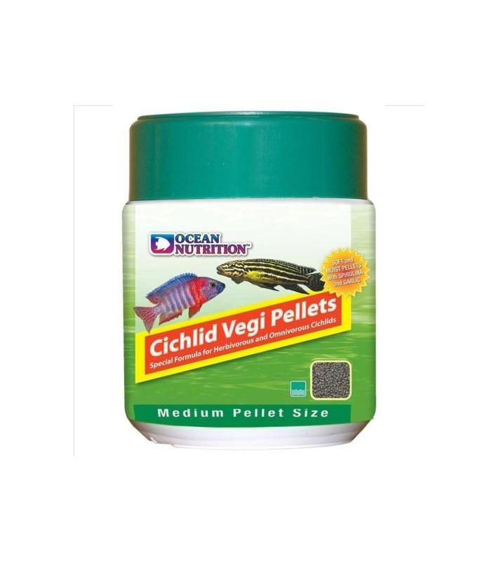 Ocean Nutrition Cichlid Vegi Pellets M