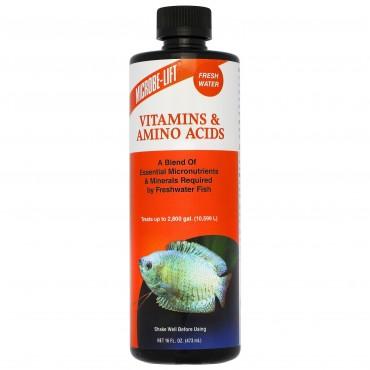 Microbe-Lift Vitamins & Amino Acids Freshwater