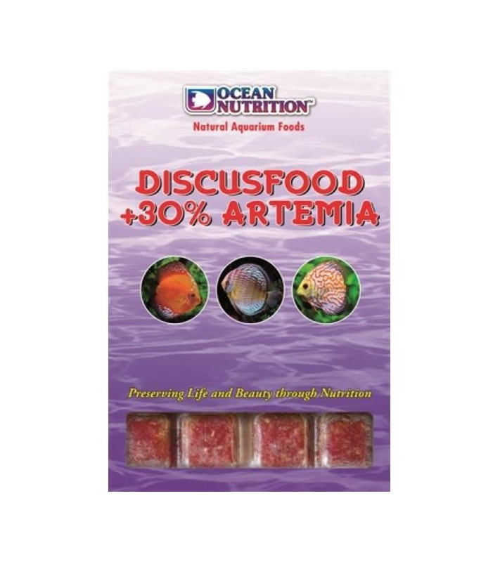 Ocean Nutrition Discusfood + 30% Artemia