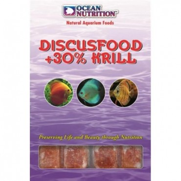 Ocean Nutrition Discusfood + 30% Krill
