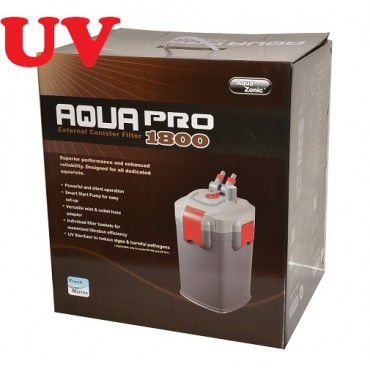 Aqua Zonic Aqua Pro 1800 UV