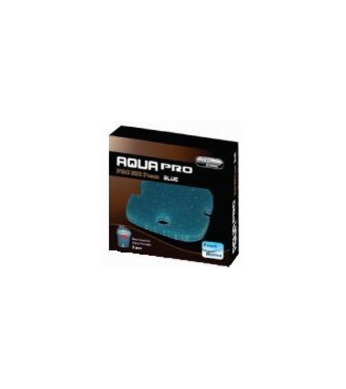 Aqua Zonic Blue Foam 2
