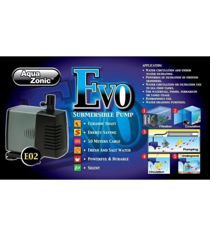 Aqua Zonic EVO E-02