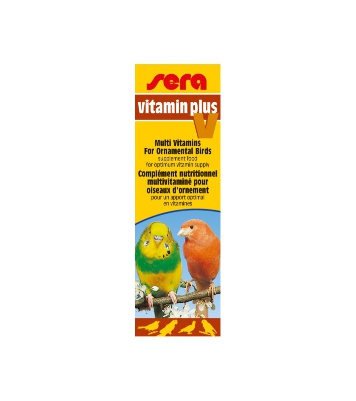 Sera Vitamin Plus V
