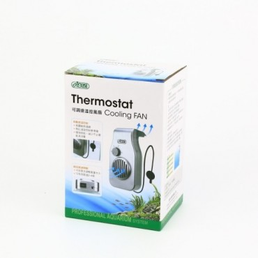 Ista Thermostat Cooling Fan