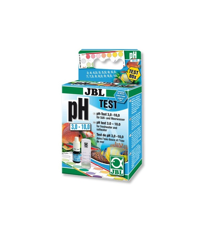 JBL pH Test 3.0-10.0