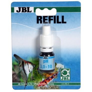 JBL pH Test 3.0-10.0 Refill