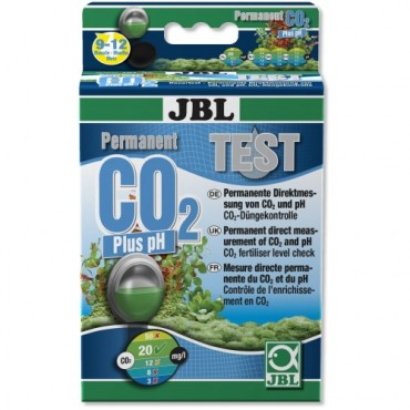 JBL CO2/pH Permanent Test Set