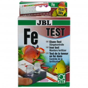 JBL Iron Test Fe