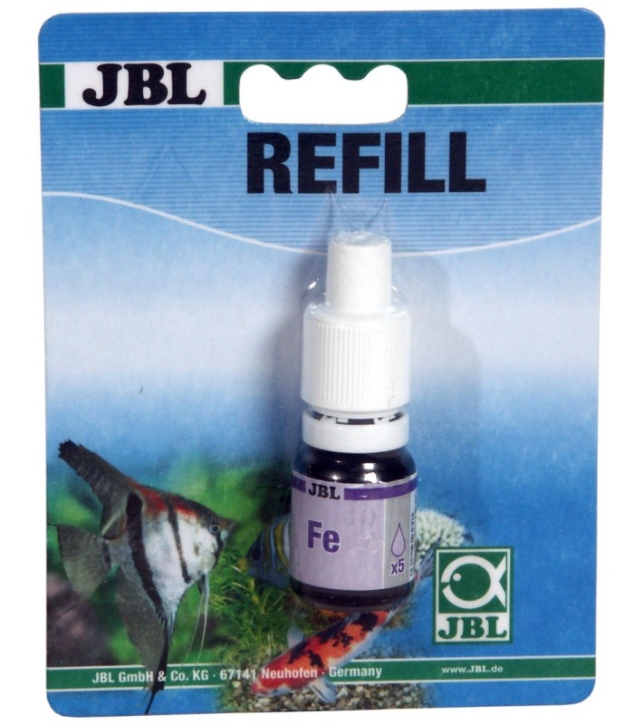 JBL Iron Test Fe Refill