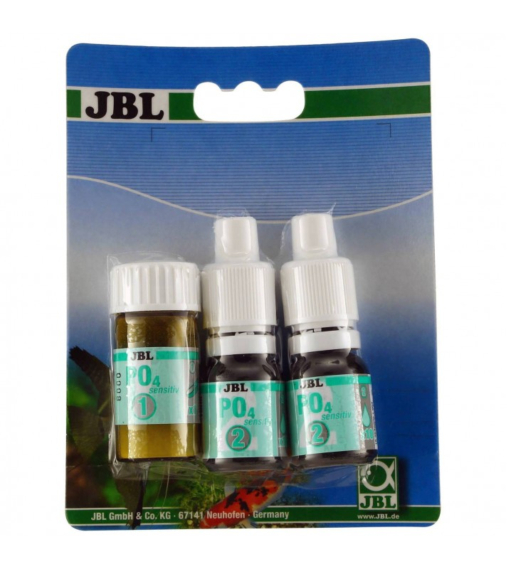 JBL Phosphate Test Sensitive Refill